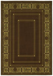 Shaw Living Timber Creek By Phillip Crowe Bungalow 02700 Espresso Closeout Area Rug - 2014