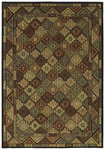 Shaw Living Timber Creek By Phillip Crowe Mesa 07440 Multi Closeout Area Rug - 2014