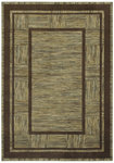 Shaw Living Timber Creek By Phillip Crowe Barn Door 20600 Vintage Blue Closeout Area Rug - 2014