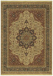 Shaw Living Renaissance Mirabella 04100 Beige Closeout Area Rug - 2014