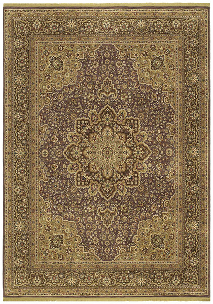 Home U003e Color U003e Purple U003e Shaw Living Renaissance Mirabella 04900 Plum  Closeout Area Rug   2014