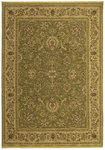 Shaw Living Renaissance Monaco 05300 Light Green Closeout Area Rug - 2014