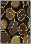 Shaw Living Transitions Cosmic 02500 Onyx Closeout Area Rug - 2014