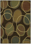 Shaw Living Transitions Cosmic 02700 Espresso Closeout Area Rug - 2014