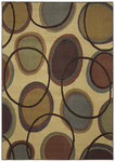 Shaw Living Transitions Cosmic 02100 Beige Closeout Area Rug - 2014