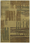 Shaw Living Transitions Granite 05100 Beige Closeout Area Rug - 2014