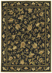Shaw Living Renaissance Alexandria 00400 Navy Closeout Area Rug - 2014
