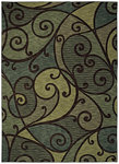 Shaw Living Modernworks Spellbound 01600 Ocean Closeout Area Rug - 2014