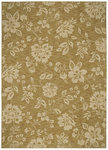 Shaw Living Modernworks Delphine 15700 Gold Closeout Area Rug