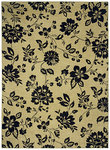 Shaw Living Modernworks Delphine 15100 Beige Closeout Area Rug