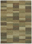 Shaw Living Modernworks Parallel 00700 Gold Closeout Area Rug - 2014