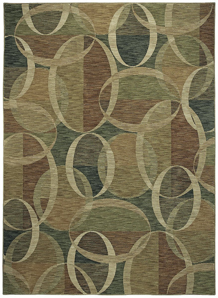 Shaw living modernworks aura 02110 light multi closeout - Shaw rugs discontinued ...