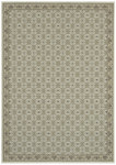 Shaw Living Woven Expressions Platinum Basilica 03100 Porcelain Closeout Area Rug - 2014