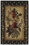 Shaw Living Reflections Four Fruits 04440 Multi Closeout Area Rug - 2014
