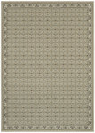 Shaw Living Woven Expressions Platinum Basilica 03702 Almond Closeout Area Rug - 2014