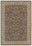 Shaw Living Woven Expressions Gold Florentine 12700 Chocolate Closeout Area Rug - 2014