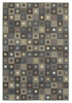 Shaw Living Tranquility Bryce 03770 Dark Multi Closeout Area Rug