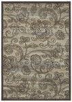 Shaw Living Tranquility Tamara 10110 Light Multi Closeout Area Rug