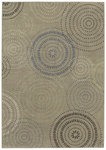 Shaw Living Tranquility Jules 01710 Taupe Closeout Area Rug