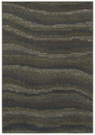 Shaw Living Tranquility Stone Path 05700 Brown Closeout Area Rug