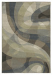Shaw Living Tranquility Hula 09440 Multi Closeout Area Rug