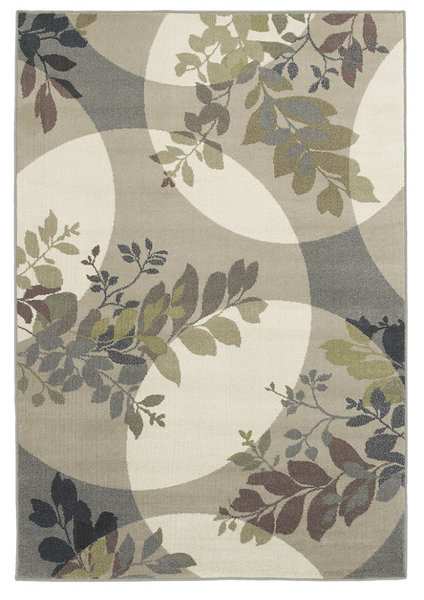 Shaw Living Tranquility Eco 11440 Multi Closeout Area Rug