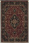 Shaw Living Accents Antiquity 00800 Garnet Closeout Area Rug - 2014