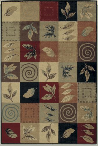Shaw living accents hamptons 23500 ebony closeout area rug - Shaw rugs discontinued ...