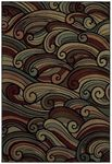 Shaw Living Accents Allegro 32440 Multi Closeout Area Rug - 2014