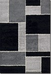 Couristan Moonwalk 4040/3362 Stonewall Black Closeout Area Rug - Spring 2016