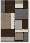 Couristan Moonwalk 4040/0002 Stonewall Chocolate Closeout Area Rug - Spring 2016