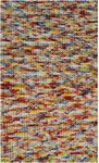 Rug Market Kids Tween 41023 Braided Bunch Red Multi Area Rug
