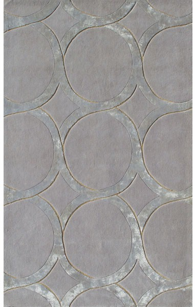 Rug Market Style Amp Grace 44157 Hedy Grey Silver Area Rug