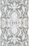 Rug Market Style & Grace 44258 Antionette Grey/Silver/White Area Rug