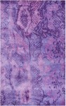 Rug Market Exotic 44524 Uma Purple Area Rug