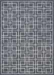 Couristan Amara 5027/0002 Tieran Blue Grey-Dusty Blue Closeout Area Rug - Spring 2017