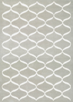 Couristan Amara 5074/1012 Hera Light Grey-Ivory Closeout Area Rug - Spring 2017