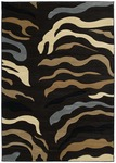 United Weavers Contours 510 20051 Wild Thing Chocolate Closeout Area Rug