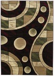 United Weavers Contours 510 23234 Calypso Burgundy Closeout Area Rug