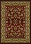 United Weavers Horizons 520 30034 Prominence Burgundy Closeout Area Rug