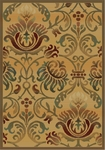 United Weavers Horizons 520 31626 Arabesque Beige Closeout Area Rug