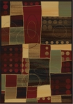 United Weavers Horizons 520 31775 Shaded Prism Multi Closeout Area Rug