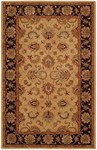 HRI Park Avenue 535 Gold/Brown Closeout Area Rug