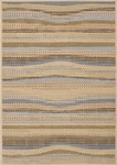 Couristan Aruba 5362/0500 De Palm Ivory Closeout Area Rug