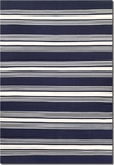 Couristan Grand Cayman 5653/1134 Admiral Navy/Ivory Closeout Area Rug - Spring 2016