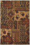 American Rug Craftsmen Georgetown 58039-58067 Royal Entrance Red Closeout Area Rug