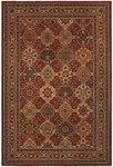 American Rug Craftsmen Georgetown 58039-58068 Sir Charles Red Closeout Area Rug