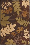 American Rug Craftsmen Madison 58800-58052 Hidden Escape Brown Closeout Area Rug