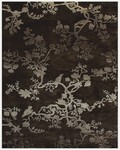 Feizy Bodhi 6033F Chocolate Closeout Area Rug