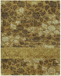 Feizy Qing 6069F Gold Closeout Area Rug